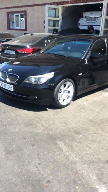 BMW - Azərbaycan: BMW 3 l. 2007
