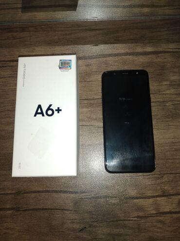 samsung galaxy note 3 qiymeti в Азербайджан: Б/у Samsung Galaxy A6 Plus 32 ГБ Синий