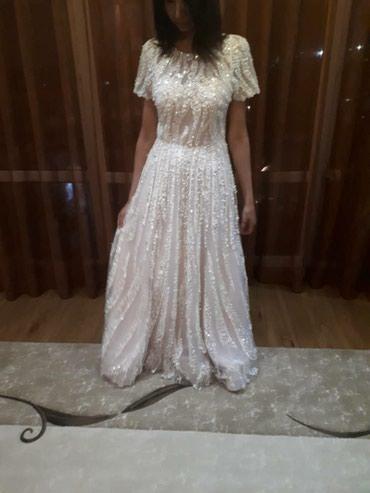 Продаю платье ручной работы с в Бишкек