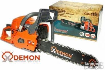 Demon testere 4. 4 ks / novo /  original akcija  +POKLON dva ulja - Subotica