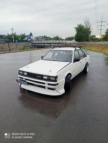 бу резина 2055516 в Кыргызстан: Toyota Carina 2.5 л. 1987
