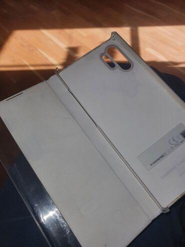 ipod чехол в Азербайджан: Samsung Note 10+ ağilli kabura Orginaldi samsungdan 70 man alinib
