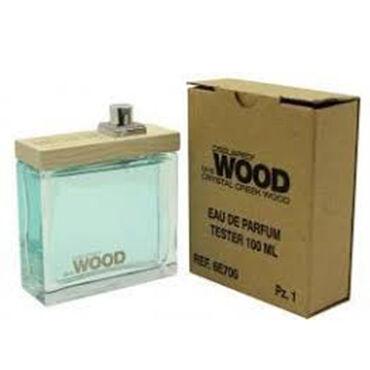 Dsquared2 She Wood Crystal Creek Wood edp 100ml- Hörmətli