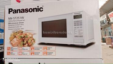 Mikrodalğalı Soba Panasonic NN-ST251WBrend:Panasonic Zəmanət:12