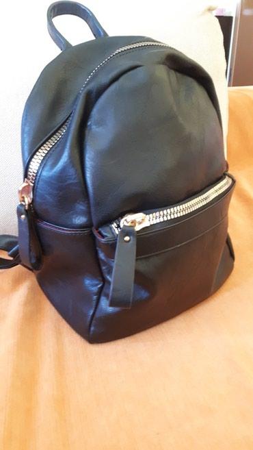 Backpack μαυρο σχεδον καινουργιο. σε Υπόλοιπο Αττικής - εικόνες 3