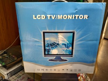 "12.1"" LCD Monitor For Point of Sale Display HYT-1700-1400 , Brand NEW в Бишкек"