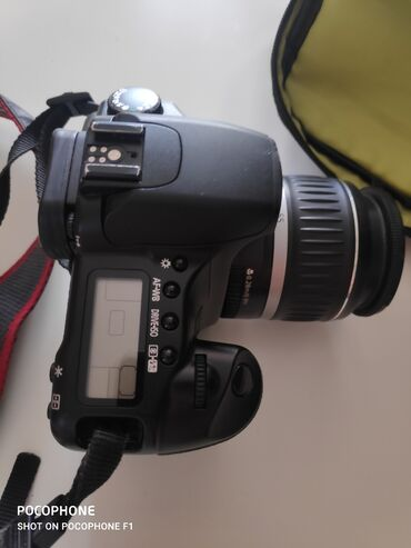 Foto i videokameri | Srbija: Цанон ЕОС 30Д 8.2МП дигитални СЛР фотоапарат са ЕФ-С 18-55мм ф /