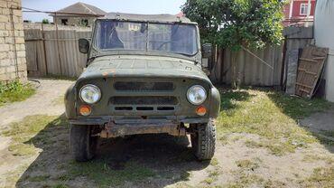 UAZ Azərbaycanda: UAZ 469 1986   200000 km