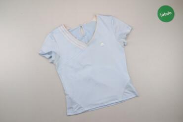 Личные вещи - Украина: Жіноча спортивна футболка Adidas, р. XS   Довжина:47 см  Довжина рукав