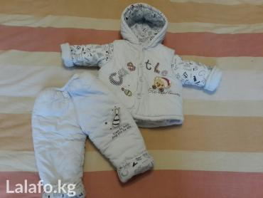 Костюм 3-ка ( куртка, жилетка, штаны ), в Бишкек
