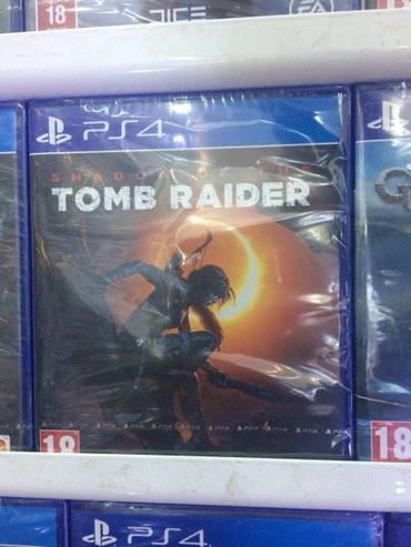 Bakı şəhərində Tomb Raider