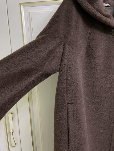 альпака кардиган бишкек in Кыргызстан | ШУБЫ: Пальто женское. Альпака. Почти новое