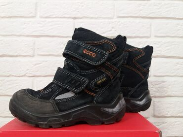 ecco zimnie в Кыргызстан: Обувь для мальчика. Фирма ecco. Оригинал. Размер 27