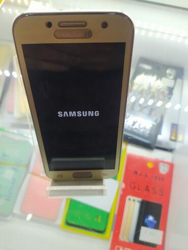 Samsung galaxy б у - Азербайджан: Б/у Samsung Galaxy A3 2017 16 ГБ Золотой