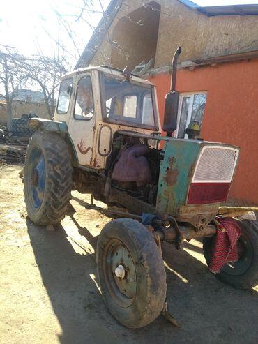 Юмз - Кыргызстан: Кичинекей кабина юмз трактор сатылат. Же машинага алмашабыз
