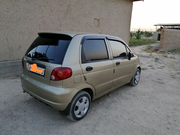 Транспорт - Дмитриевка: Daewoo Matiz 0.8 л. 2007 | 109000 км