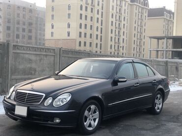 запчасти на мерседес w211 в Кыргызстан: Mercedes-Benz E 320 3.2 л. 2002 | 202000 км