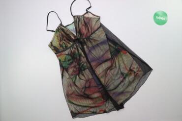 Жіноча нічна сорочка р. XS    Довжина: 75 см Напівобхват грудей: 38 см