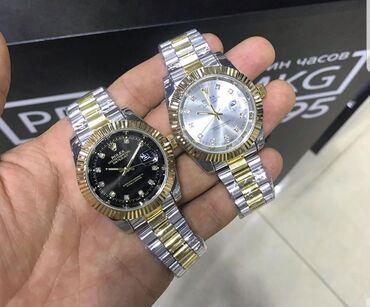 chasy rolex mehanika в Кыргызстан: Унисекс Наручные часы Rolex