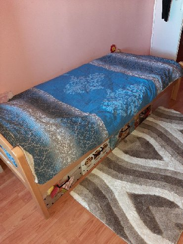 Krevet sa dusekom 90×200