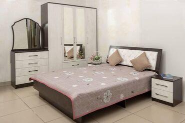 Спальный ГарнитурыШкаф 50Кровать 150*200Комод 45Тумба 2шт 40[
