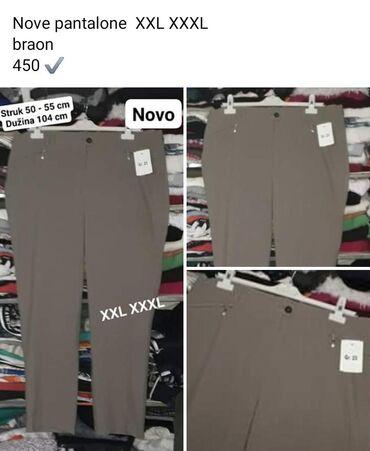 Nove pantalone XXL XXXL