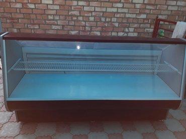 Срочно продаю Витринный Холодильник, длина 2 метра,  состояние отлично в Кок-Ой