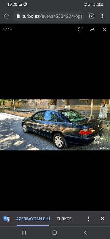 16 elan | NƏQLIYYAT: Opel Omega 2 l. 1995 | 28826 km