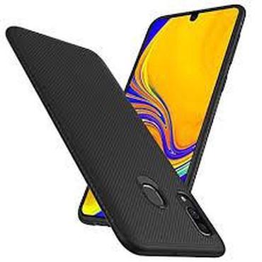 Samsung Lökbatanda: Yeni Samsung A40 64 GB bənövşəyi
