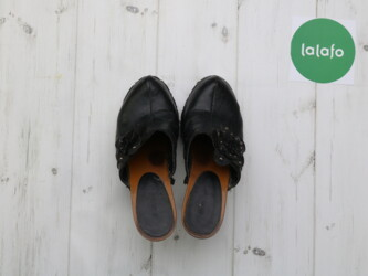 Стильные босоножки туфли на каблуке Graceland,р.38 Длина подошвы: 24 с