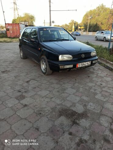 Volkswagen Golf R 1.8 л. 1992 | 10558888 км