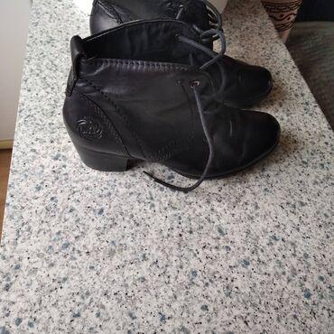 Итальянские кожаные ботиночки в хорошем состоянии размер 36