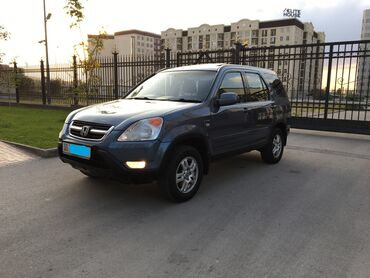Honda - Кыргызстан: Honda CR-V 2 л. 2002