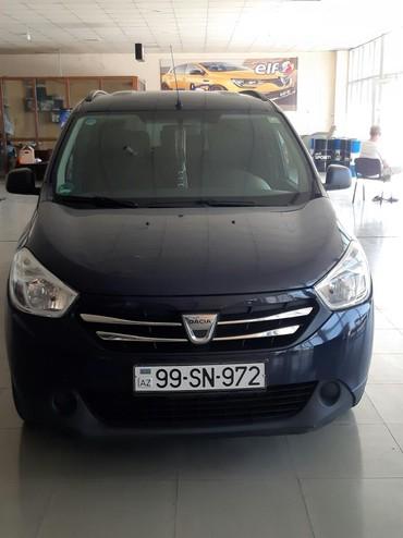 Dacia Azərbaycanda: Dacia Lodgy 1.1 l. 2013 | 215000 km
