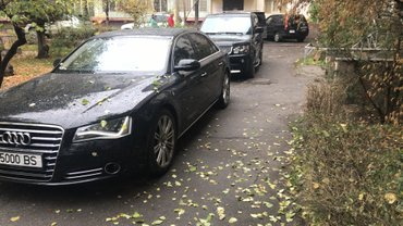 Audi a8 long в Бишкек