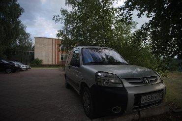Peugeot в Кыргызстан: Peugeot Partner 1.4 л. 2007   250000 км