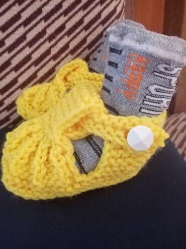 Kutija za nakit - Sokobanja: Patofne za bebe, ručni rad