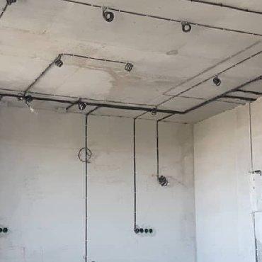 Электрик делаем все виды электромонтажных и электрических работ