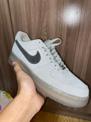 gan356 air в Кыргызстан: Nike air force 1'07. Абсолютно новые! Причина продажи, не подошёл