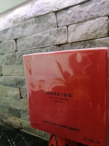 Lepota i zdravlje | Bor: Original Narciso Rodriguez Rouge, novo, 90 ml