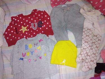 Dečija odeća i obuća - Plandište: Velicina 74