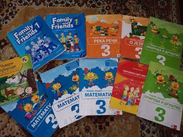 Knjige, časopisi, CD i DVD | Leskovac: Klett knjige za treci razred