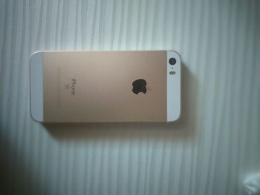 apple iphone se - Azərbaycan: İşlənmiş iPhone SE 16 GB Qızılı