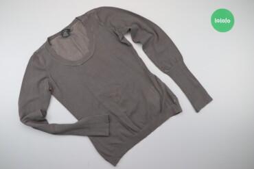 Жіночий однотонний пуловер Castro, p. S/M    Довжина: 56 см Ширина пле
