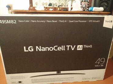 smart tv - Azərbaycan: Son model LG smart tv satılır.Baha alınıb,qəti açılmayıb.Pultu ayrıca