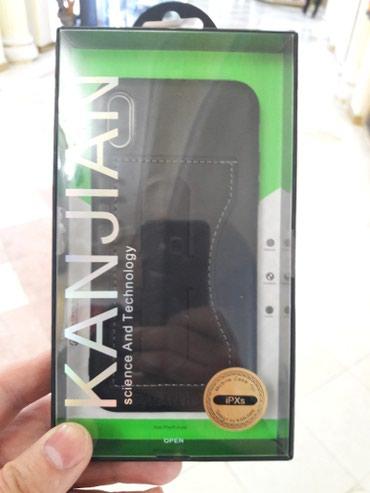 Bakı şəhərində Iphone X deri keys