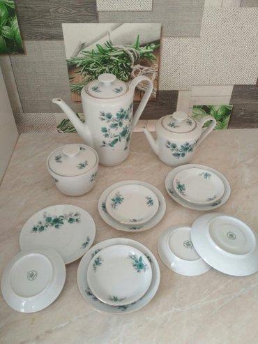 Продам посуду,  в хорошем состоянии, все что на фото: большой чайник,  в Бишкек