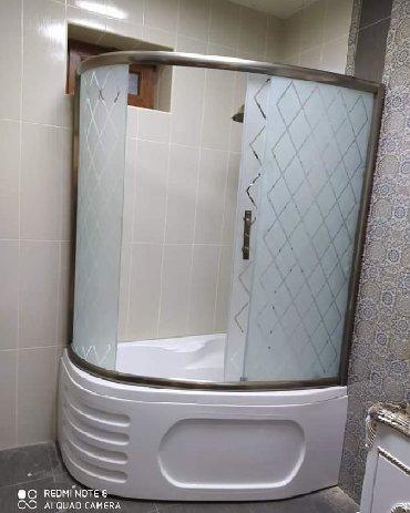 Duş kabin sifarişlə hazırlanır в Bakı