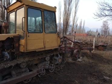 Продаю ДТ-75 бульдозер очен хорошем в Кемин