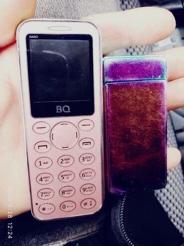 Digər mobil telefonlar Tovuzda: BQ-NANO telefon və LIGHTER elektron alışqan 100azn. alışqanı zaretka